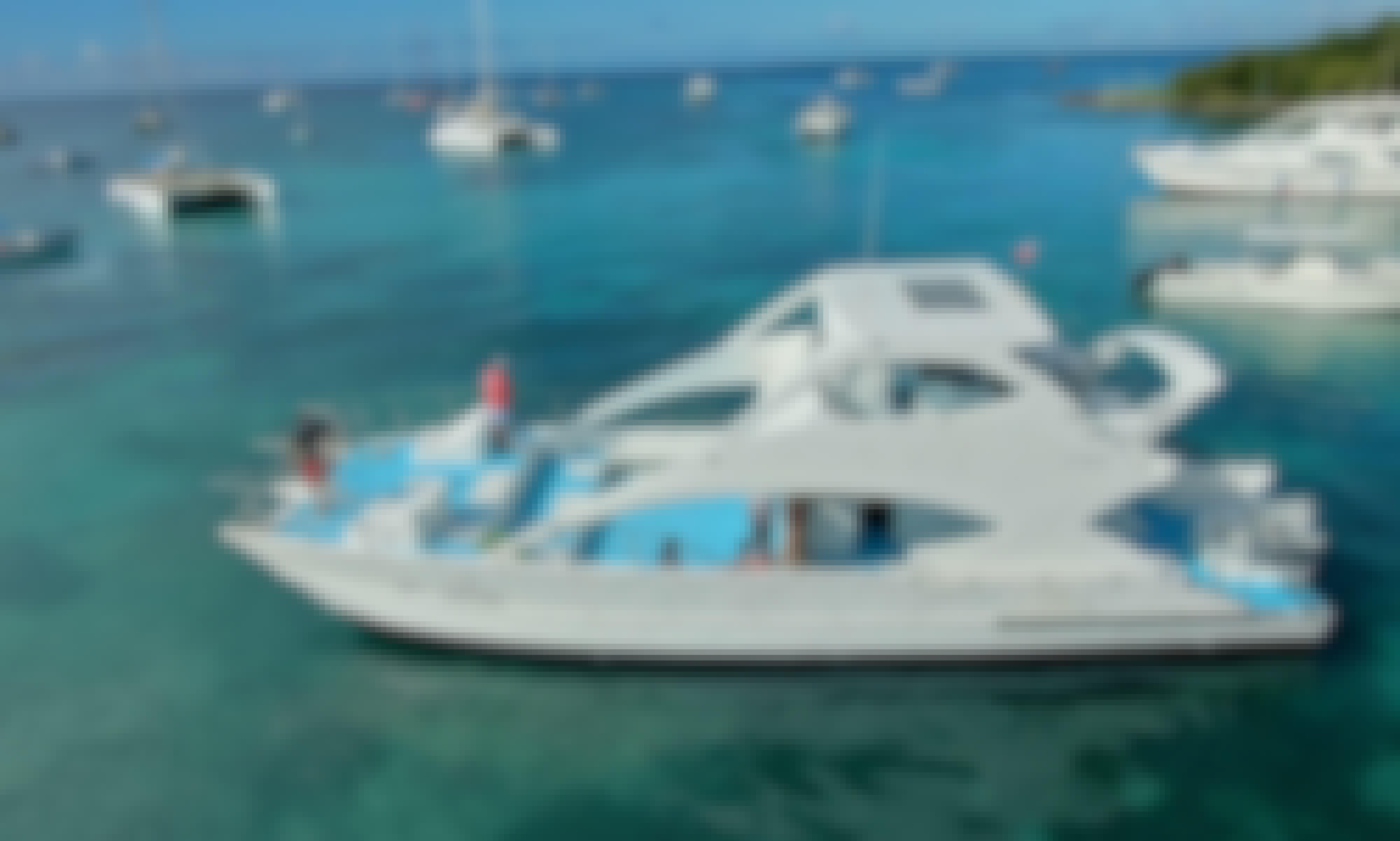 Private Catamaran Adventure Cruise on Saona Island