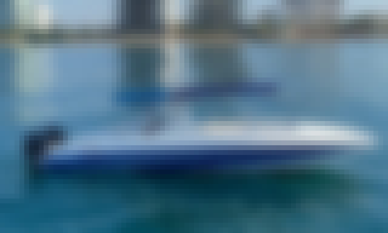 Crossover 38' Spectra Boat for Charter in Puerto Vallarta