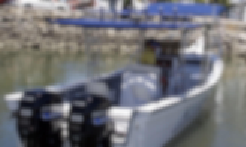 Super Panga 27' Express in Puerto Vallarta