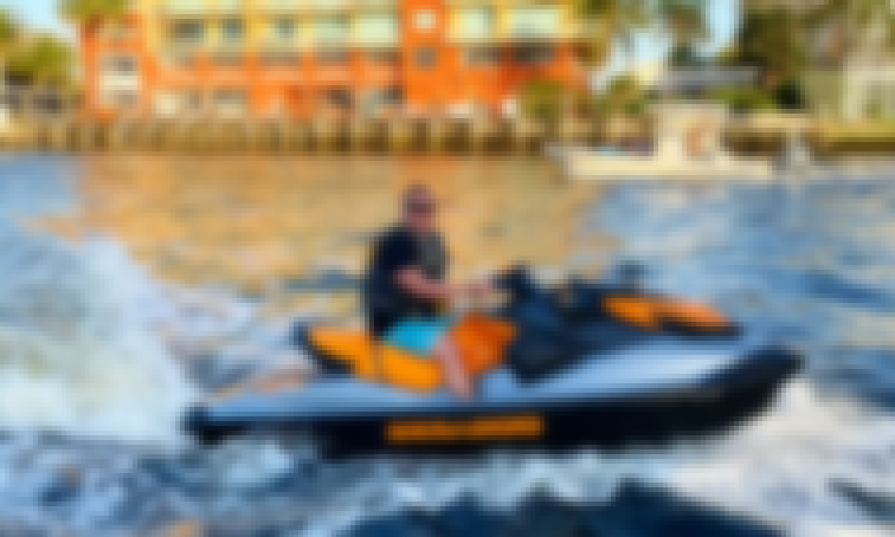 Sea-Doo GTI Jet Ski Rental (ft. powerful bluetooth speakers)