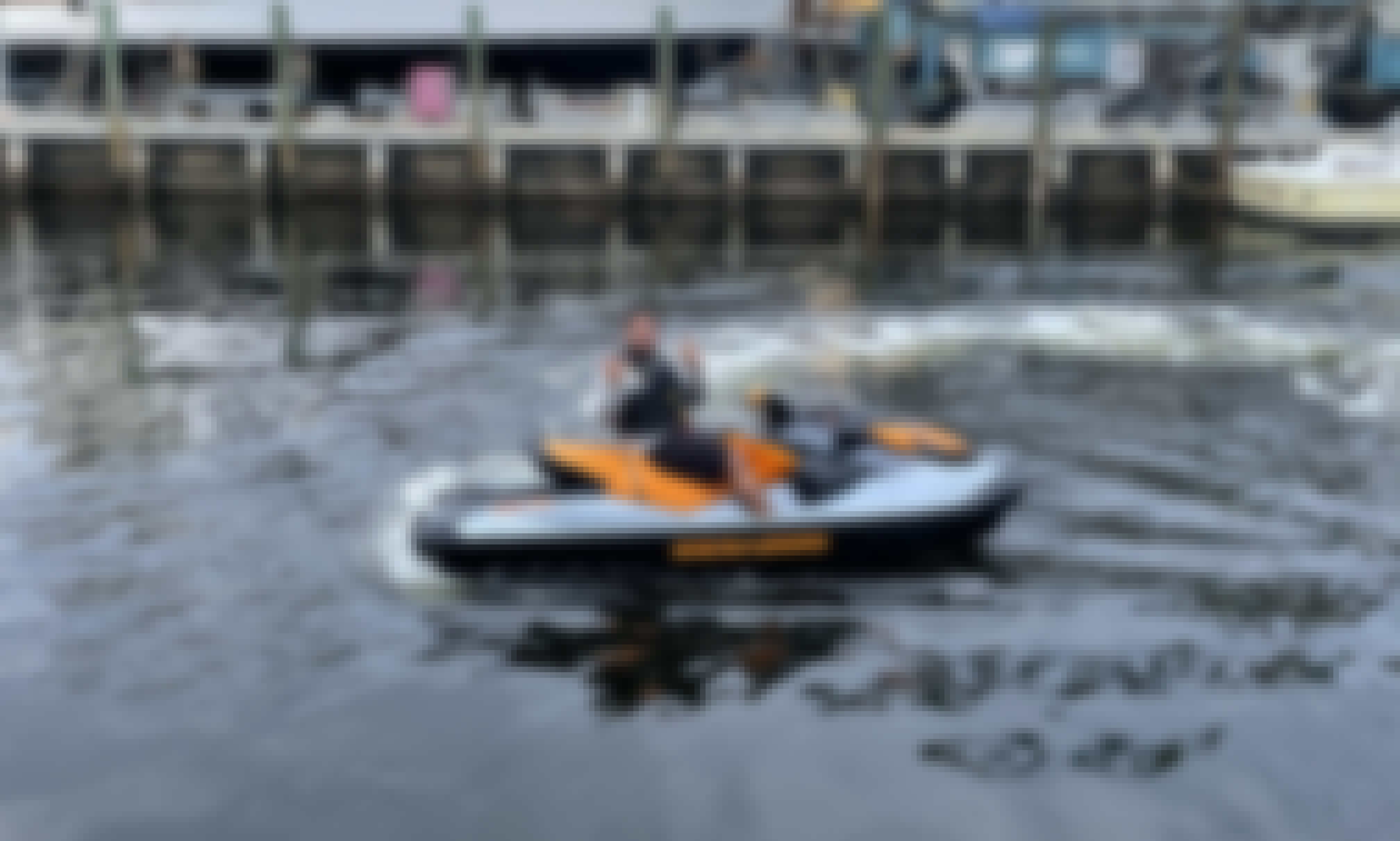 Limitless Watersports - Sea-Doo Jet Ski Rental (ft. powerful bluetooth speakers)