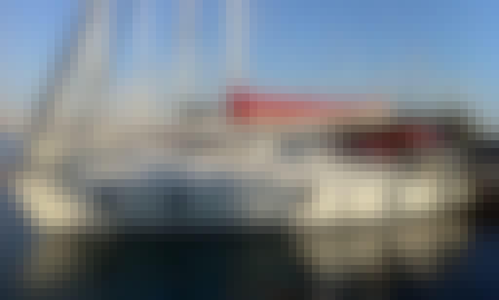 """Vardousia"" Bavaria Cruising Monohull Rental in Cyclades, Greece"