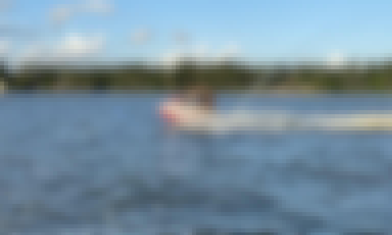 2020 Yamaha Waverunner EX Sport in Lake Houston Marina
