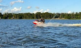 Two (2) Jetskies in Lake Houston ☀️🏖🌊