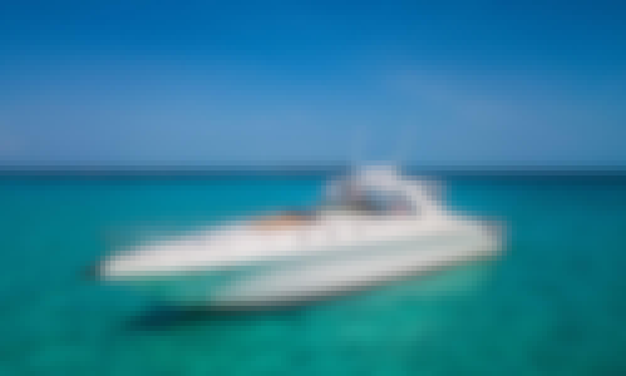 60ft Sea Ray Luxury Yacht Nassau Bahamas