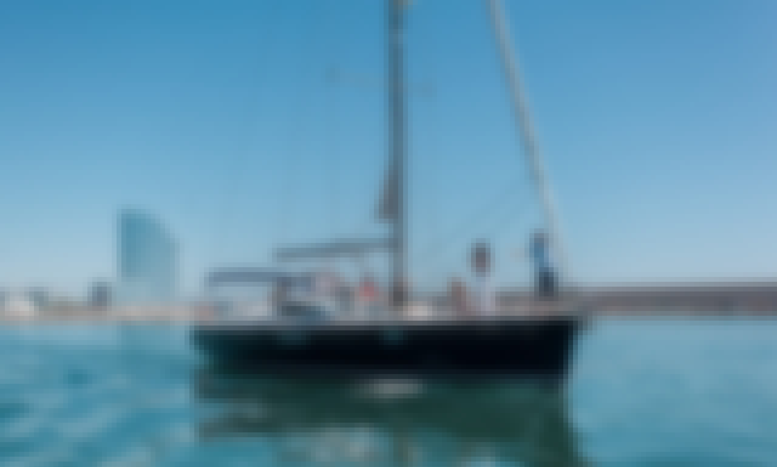 Private Luxury Sailing Tour on Sun Odyssey 54 DS Sailboat in Barcelona