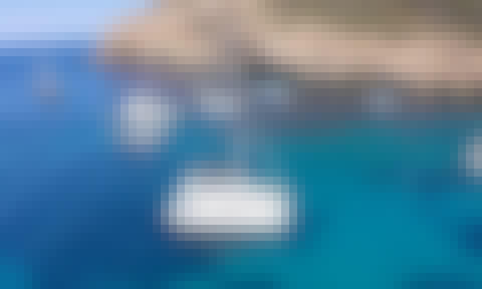 "Crewed Charter on ""Cidici"" Lagoon 450 Cruising Catamaran in Ibiza, Spain"