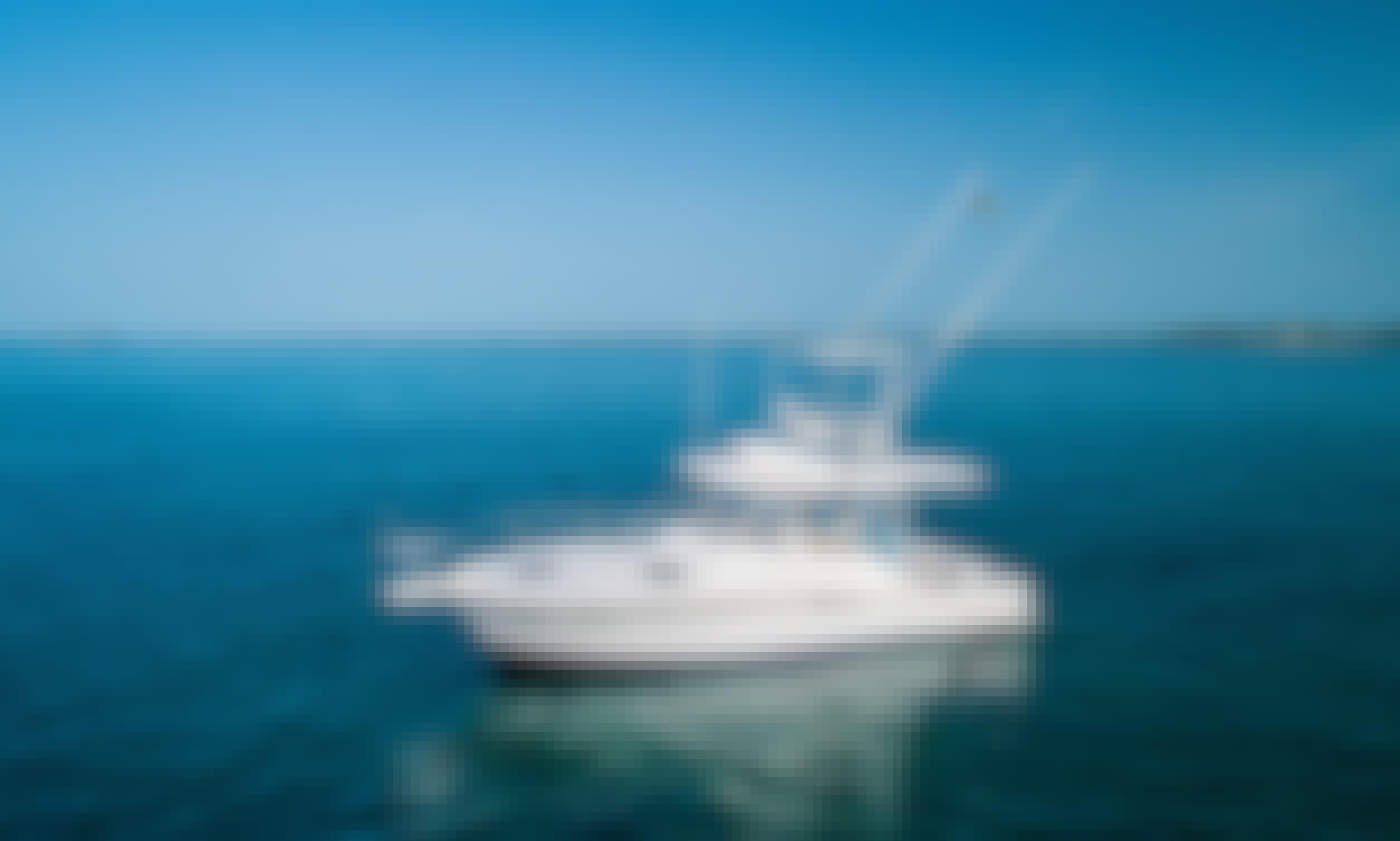 32ft Luhrs Deep Sea Fishing Charter in Nassau
