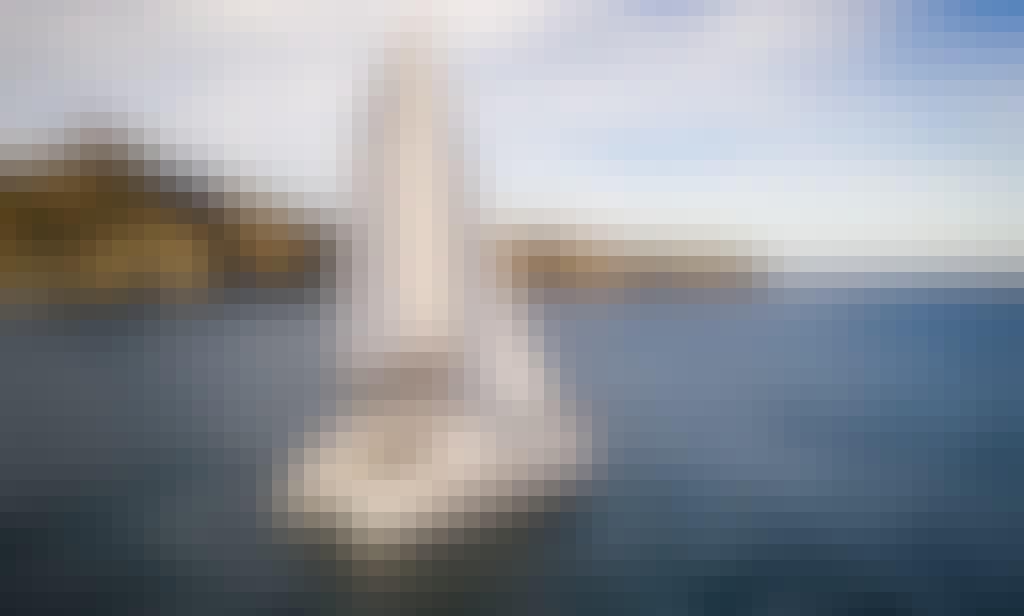 """Wild Bunch"" Bali 4.6 Cruising Catamaran Rental in Ibiza, Spain"