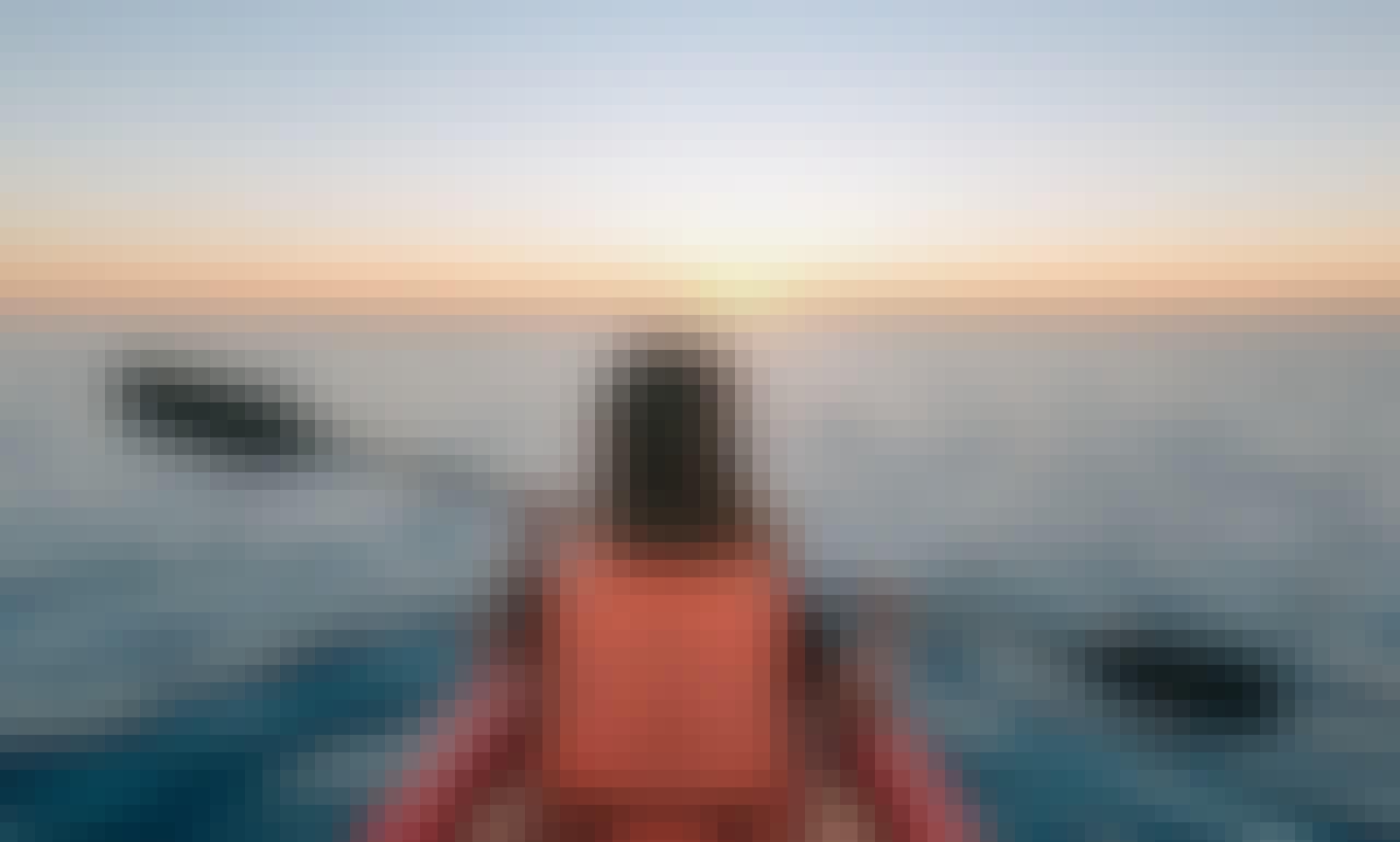Kayak Tour in Bacalar, Quintana Roo
