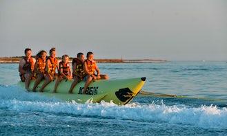 Banana rides in Arena campsite Stupice Premantura, Medulin - Riviera