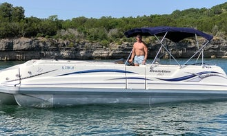15 Passenger Pontoon for Rent on Lake Austin - Renter must be 18+. All ages welcome.