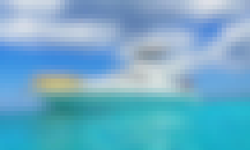 40' Sea Ray Motor Yacht Rental in Quintana Roo, Mexico