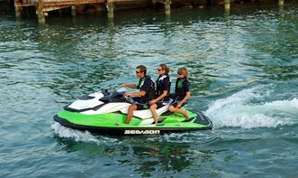 SeaDoo GTI Jetskis for Rent in Chattanooga, East Tennessee and North Georgia