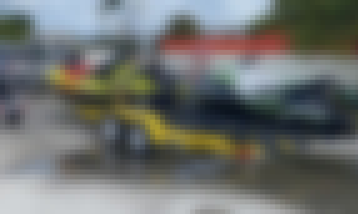 Awesome 2021 Yamaha EX Jetski Rental in Miami Florida
