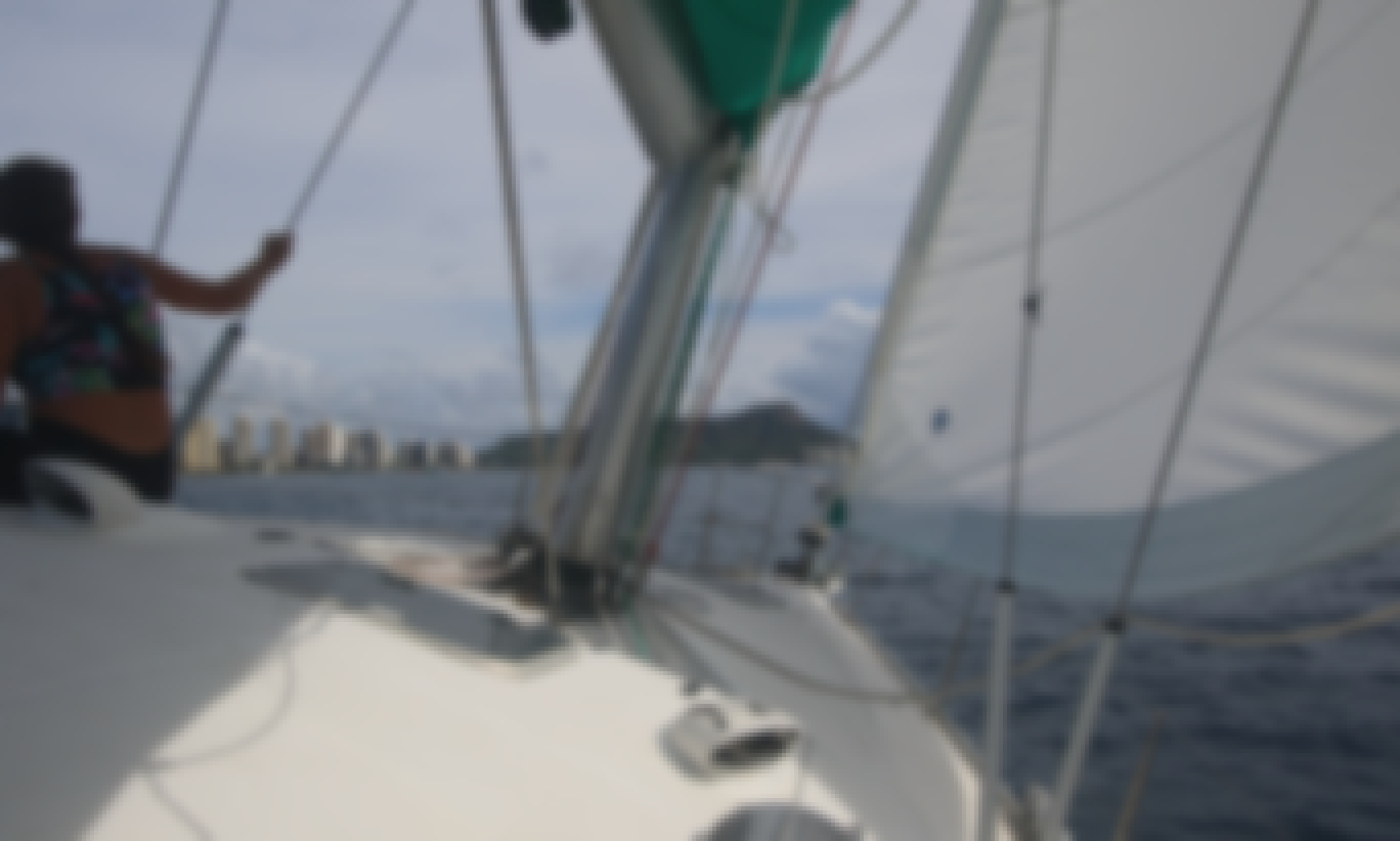 Classic Beneteau First 42.7 for Charter! Sail Away in Paradise! Honolulu!