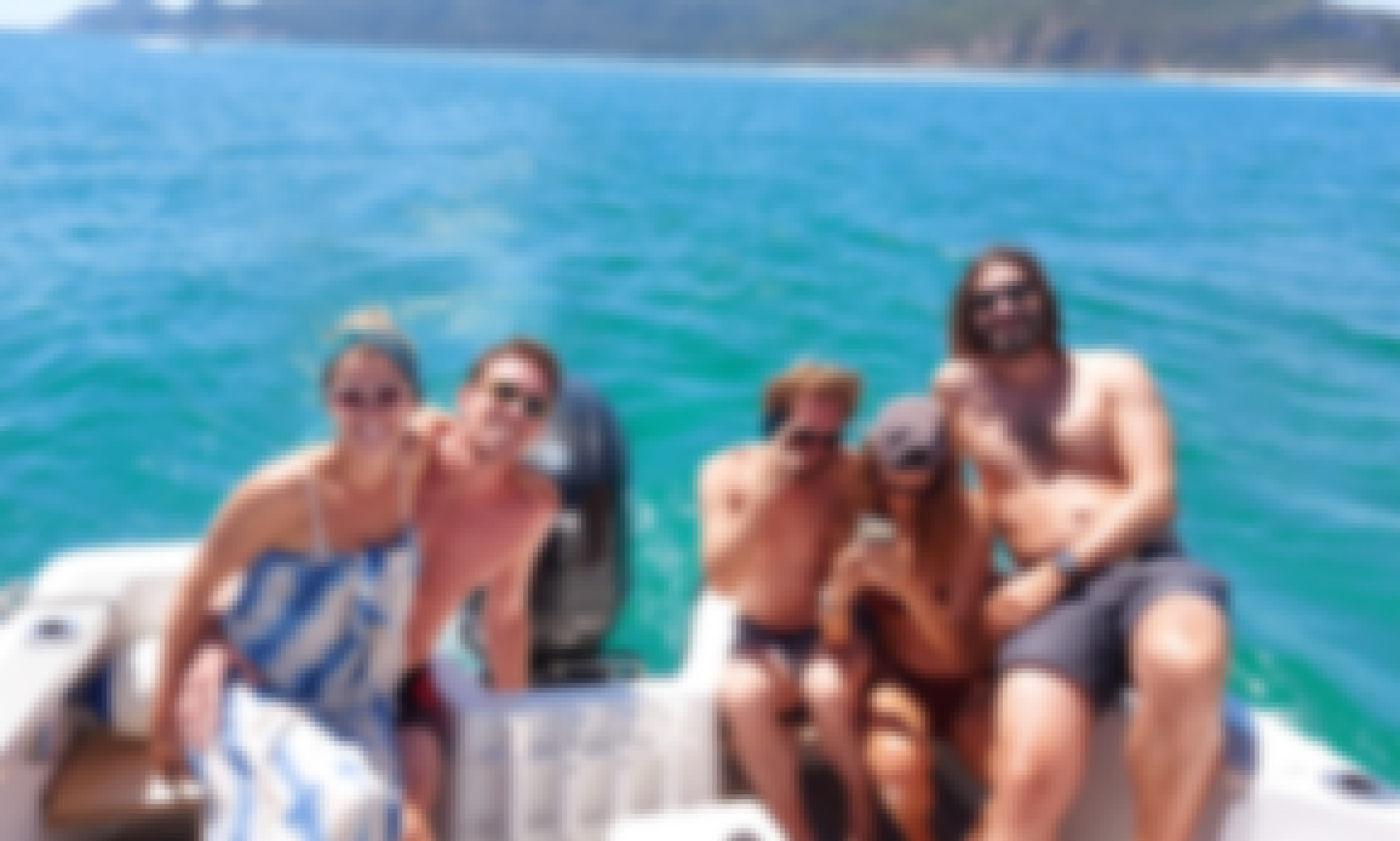 Nireus Omega 53 in Setúbal - Ocean Life - 8 People