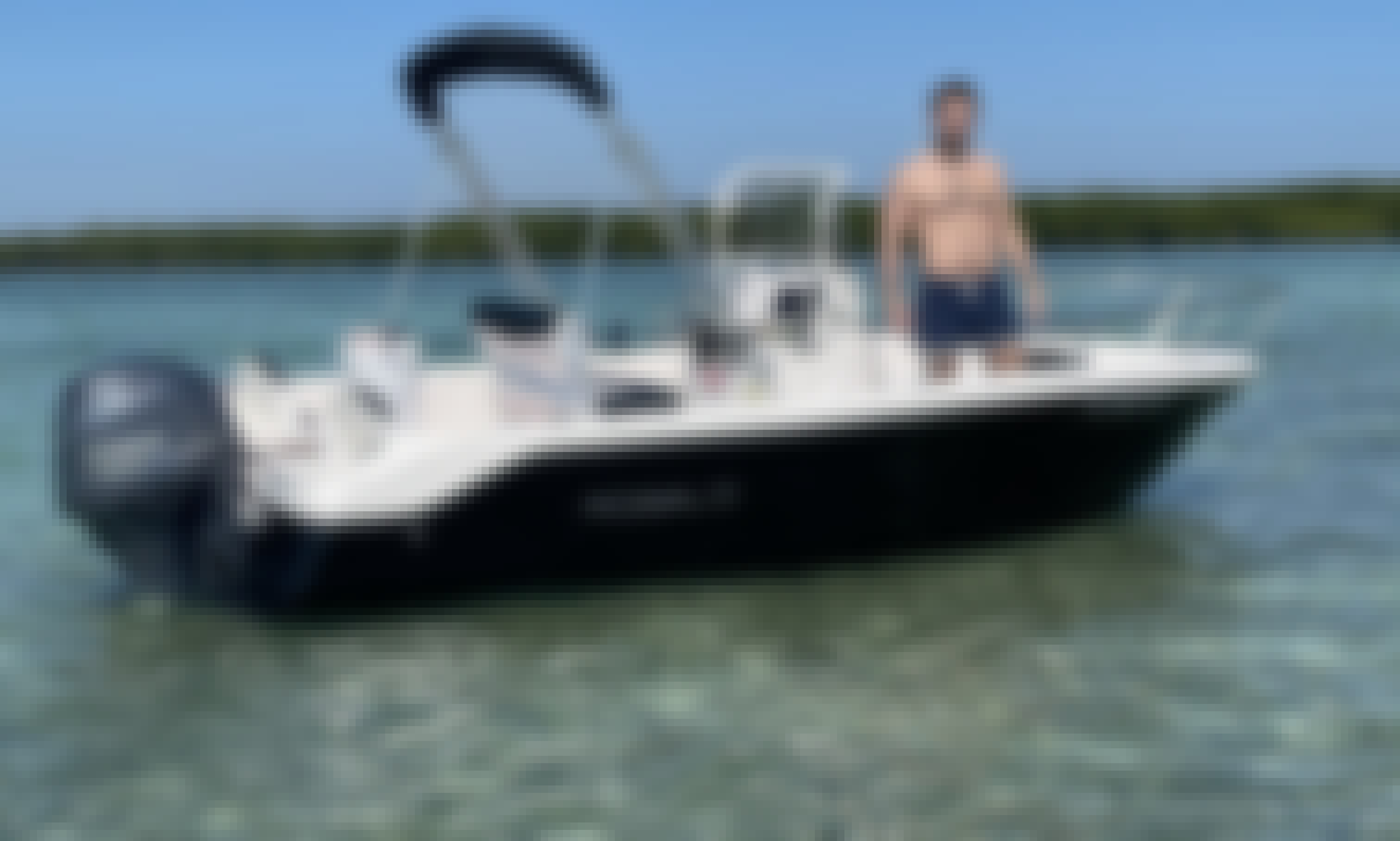 Explore Miami and South Florida Seas, Beaches, and Islands in Gorgeous Center Console