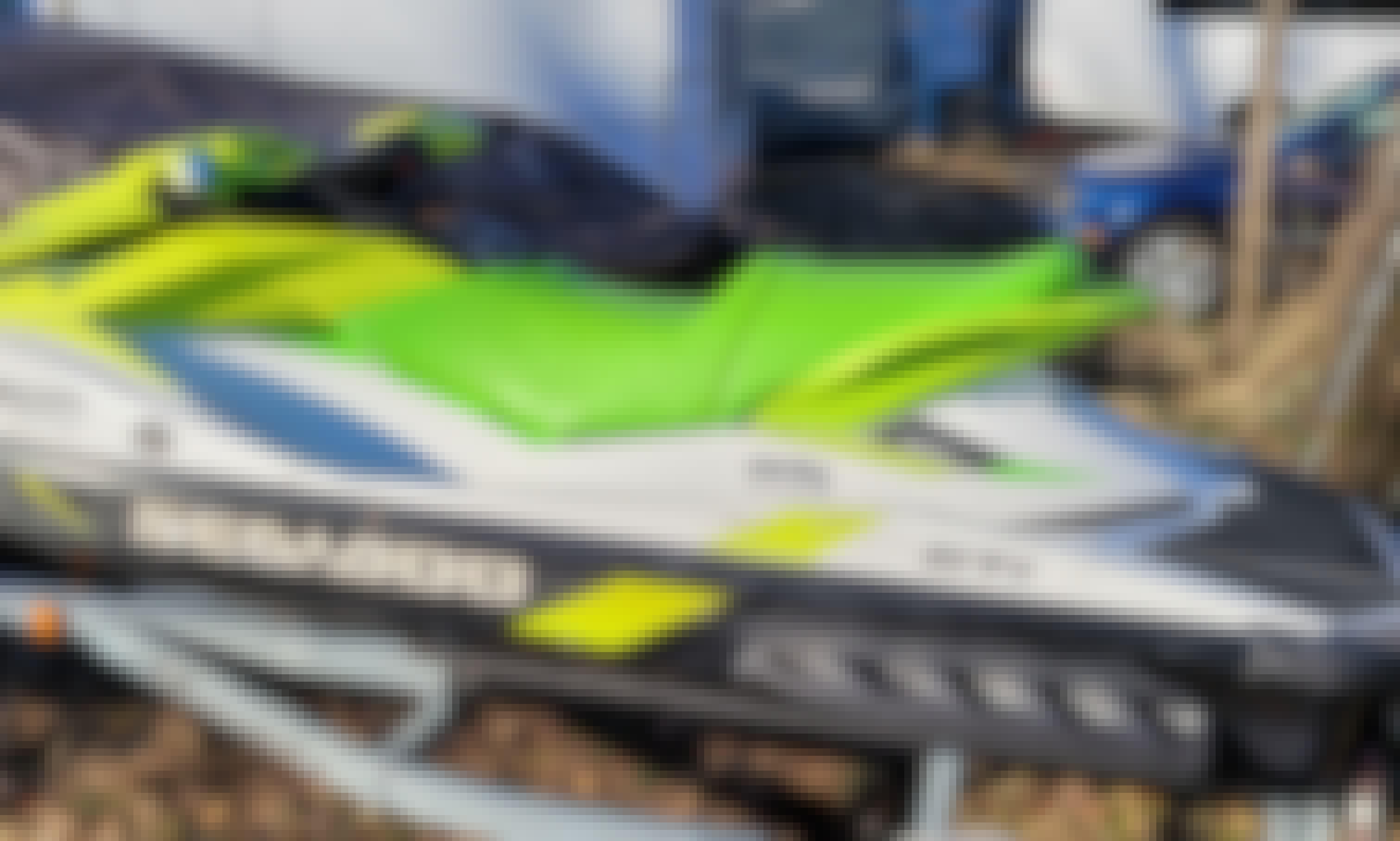 Powerful & Fun 2019 GTI 130 Seadoo for Rent!!
