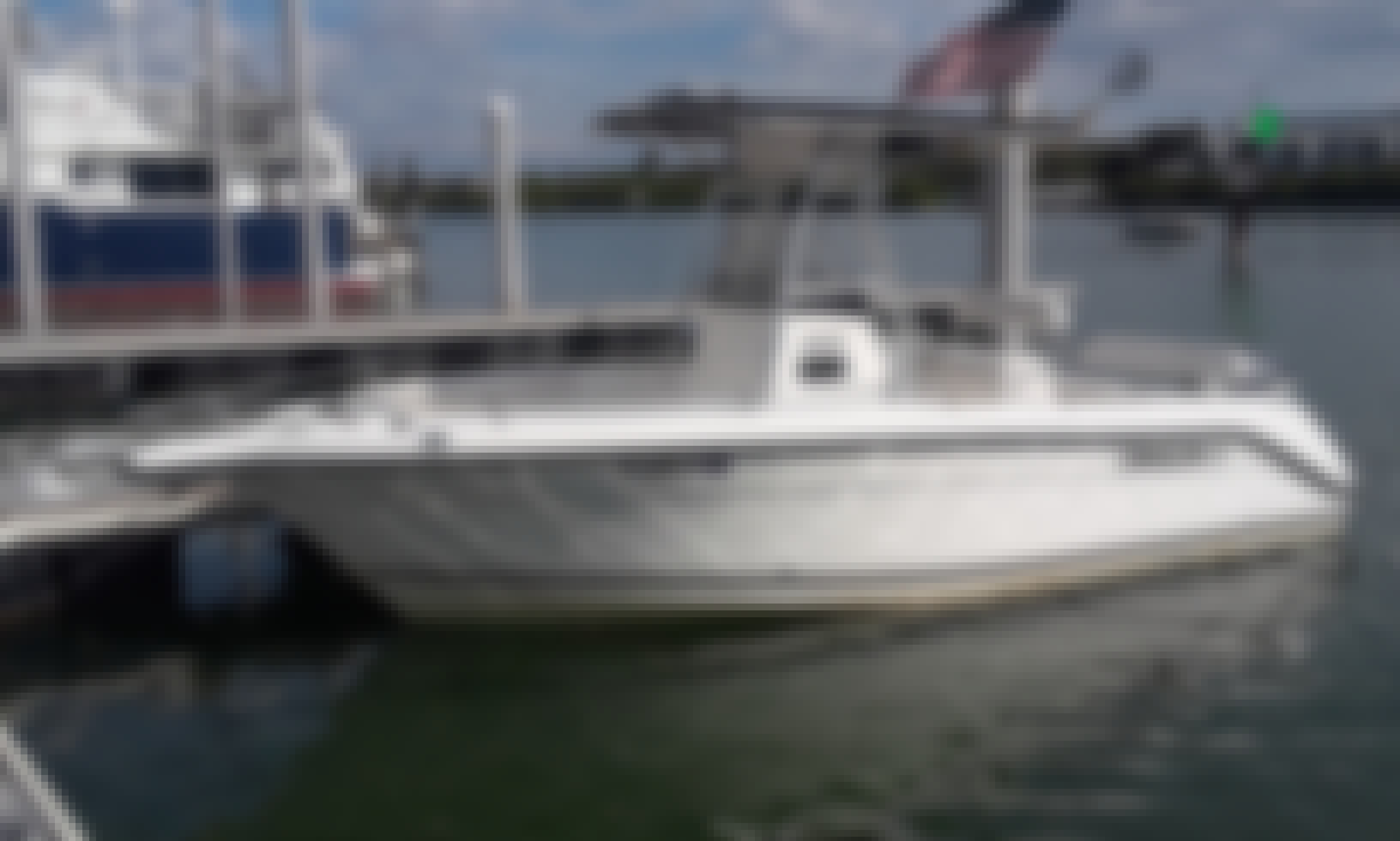 Century 22' Center Console - Clearwater Beach FL - Scenic cruises, dolphin tours, sunsets, fishing and more!