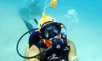 Discover Beginner Scuba Diving in Dibba Al Fujairah