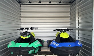 2021 SeaDoo Spark and Spark Trixx Jet Skis for Rent in Colorado