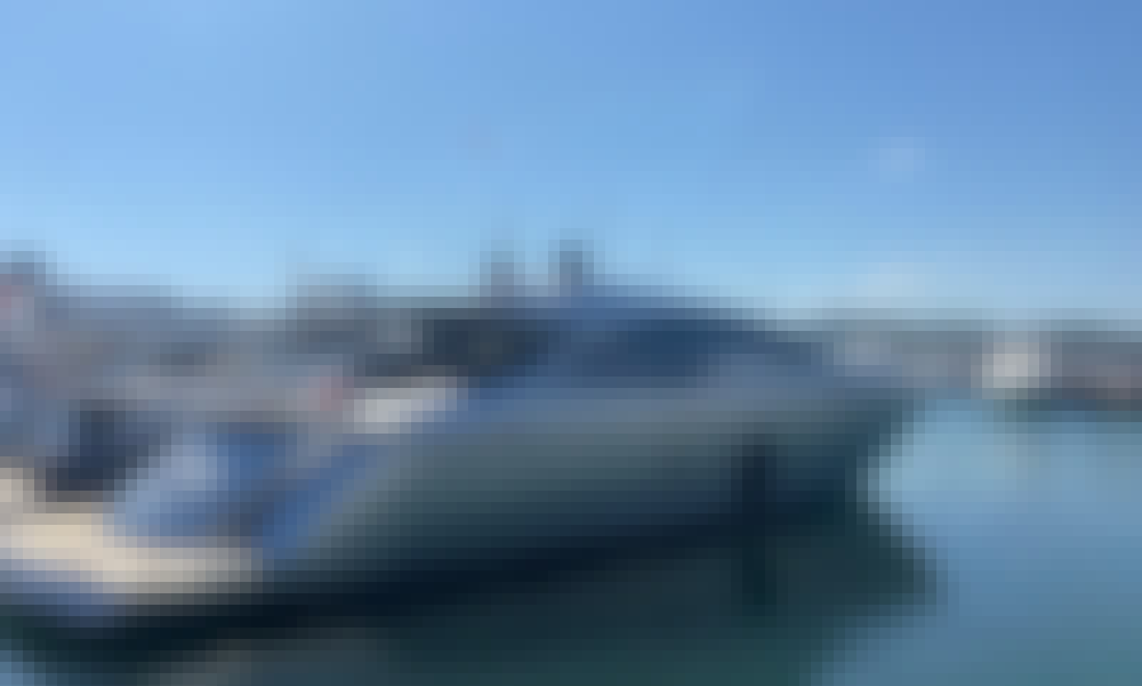 Pershing 72 Power Mega Yacht Rental in Palermo to Egadi and Eolie