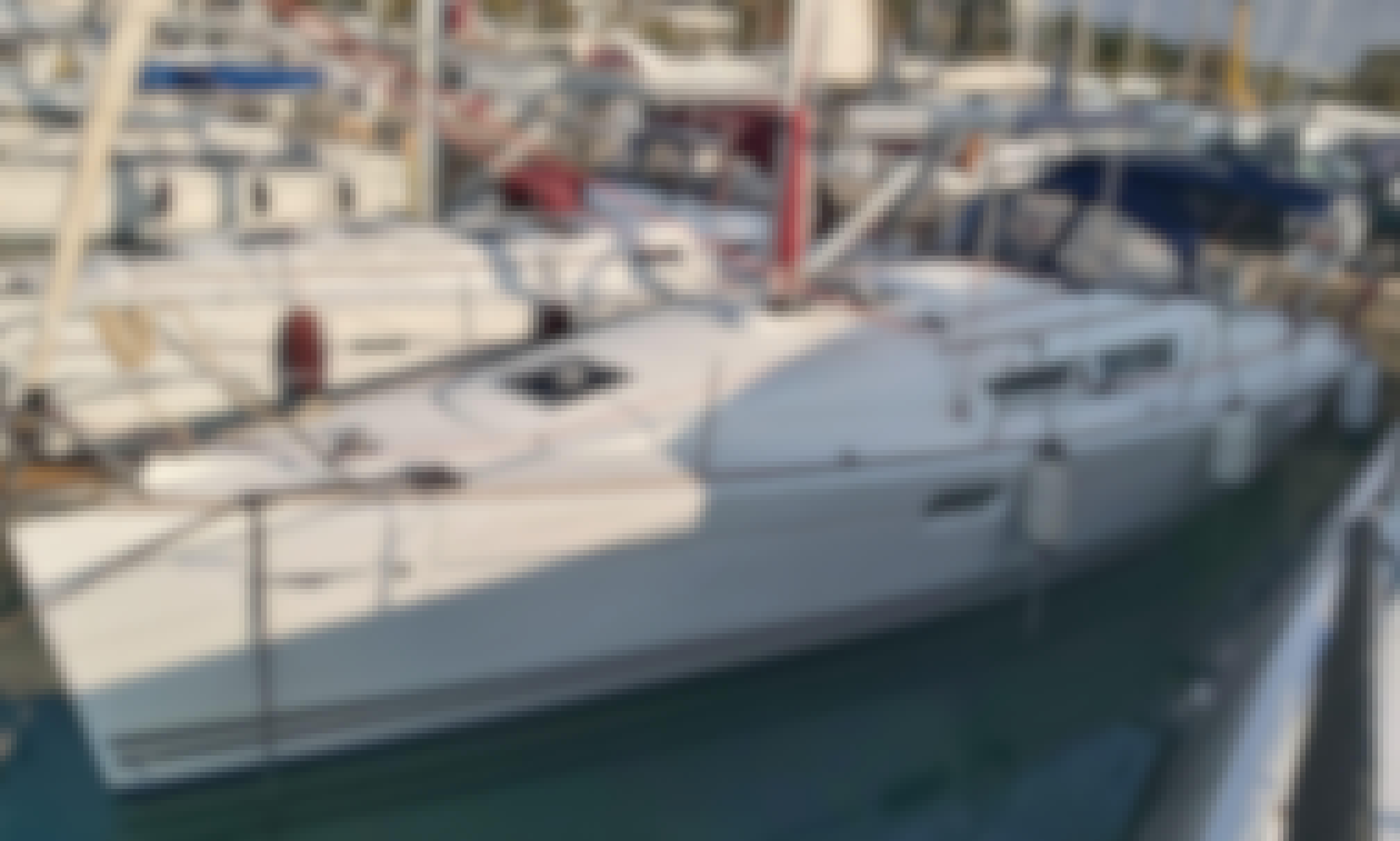 2009 Sun Odyssey 39i Sailing Yacht Rental in Lefkada, Greece