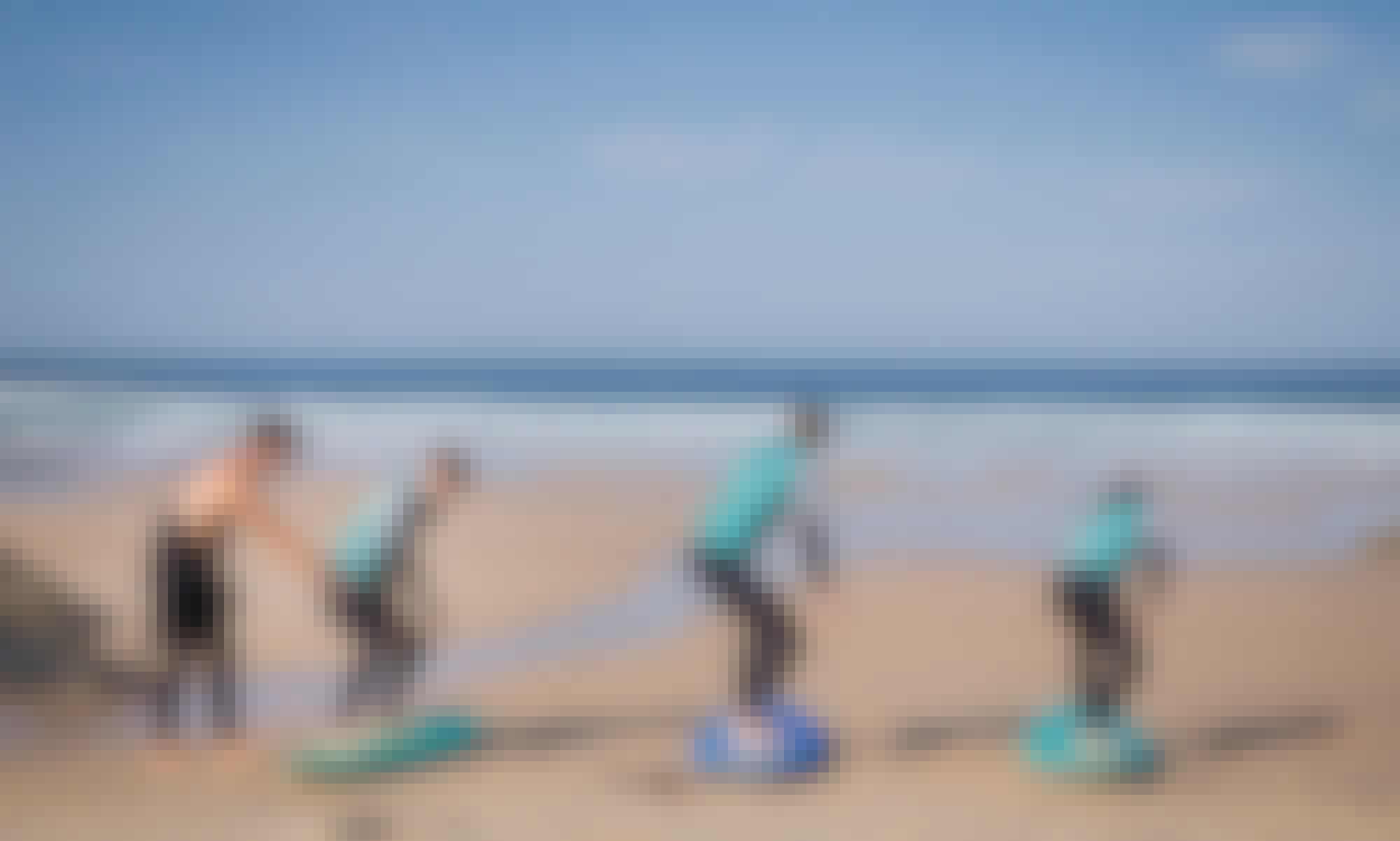Surf Lessons in Vila Nova de Milfontes
