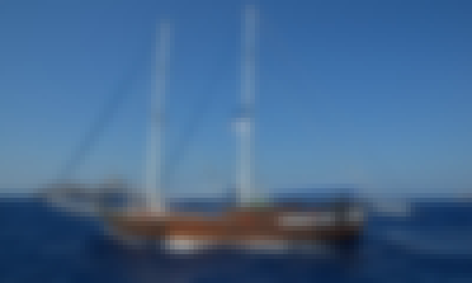 All Inclusive Weekly Cabin Charter in Greece onboard Gulet for Rhodes Symi Tilos Chalki Rhodes Itinerary