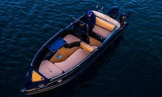 Boat Rental -Full Day Tour- License Free-