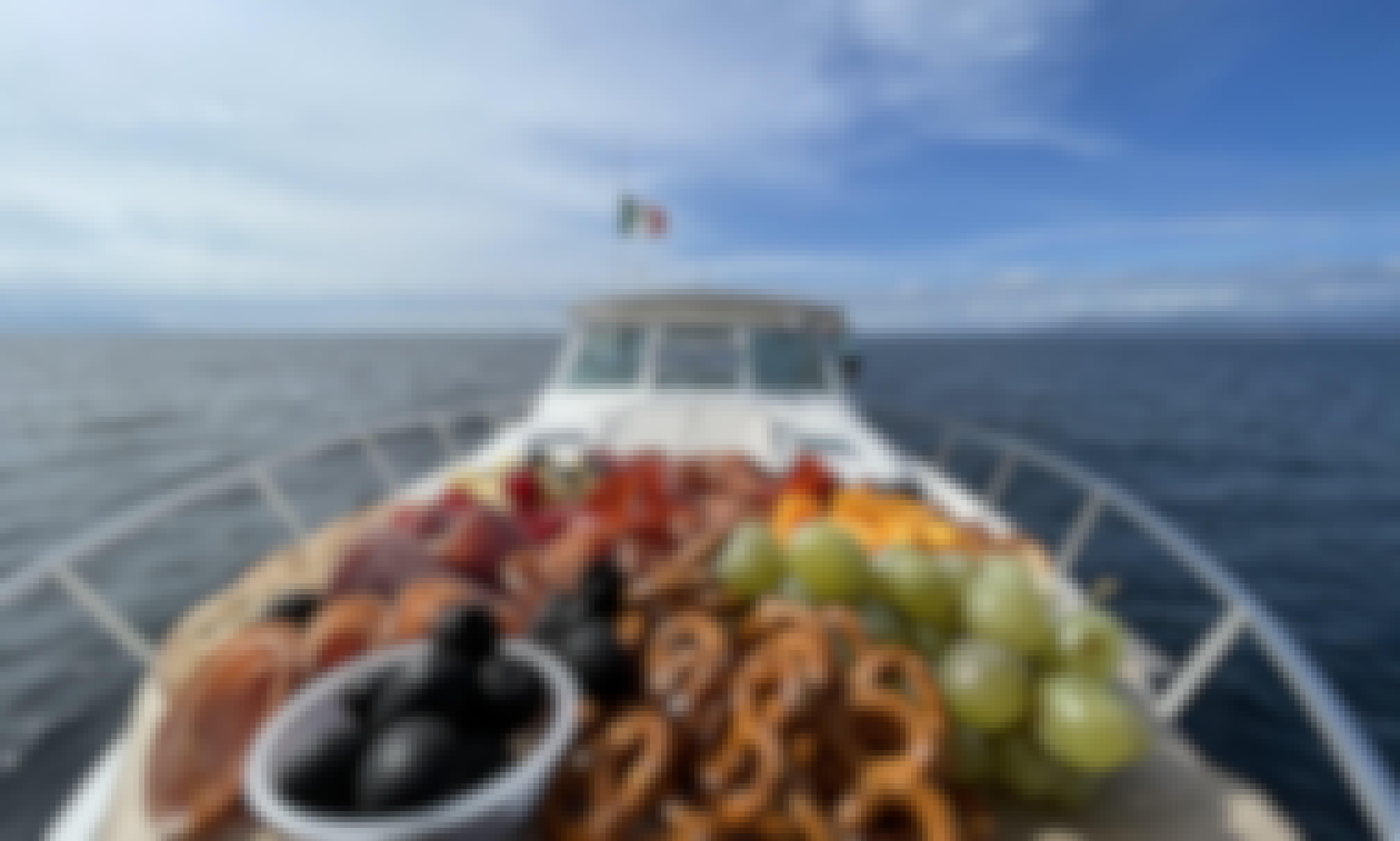 ❤️ Beautiful Yacht Tiara 42 for Charter in Puerto Vallarta