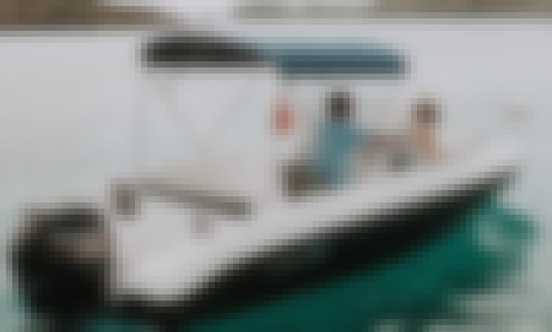 """21ft """"Brujo"""" Tramontana Open Boat Rental in Maó, Illes Balears"""