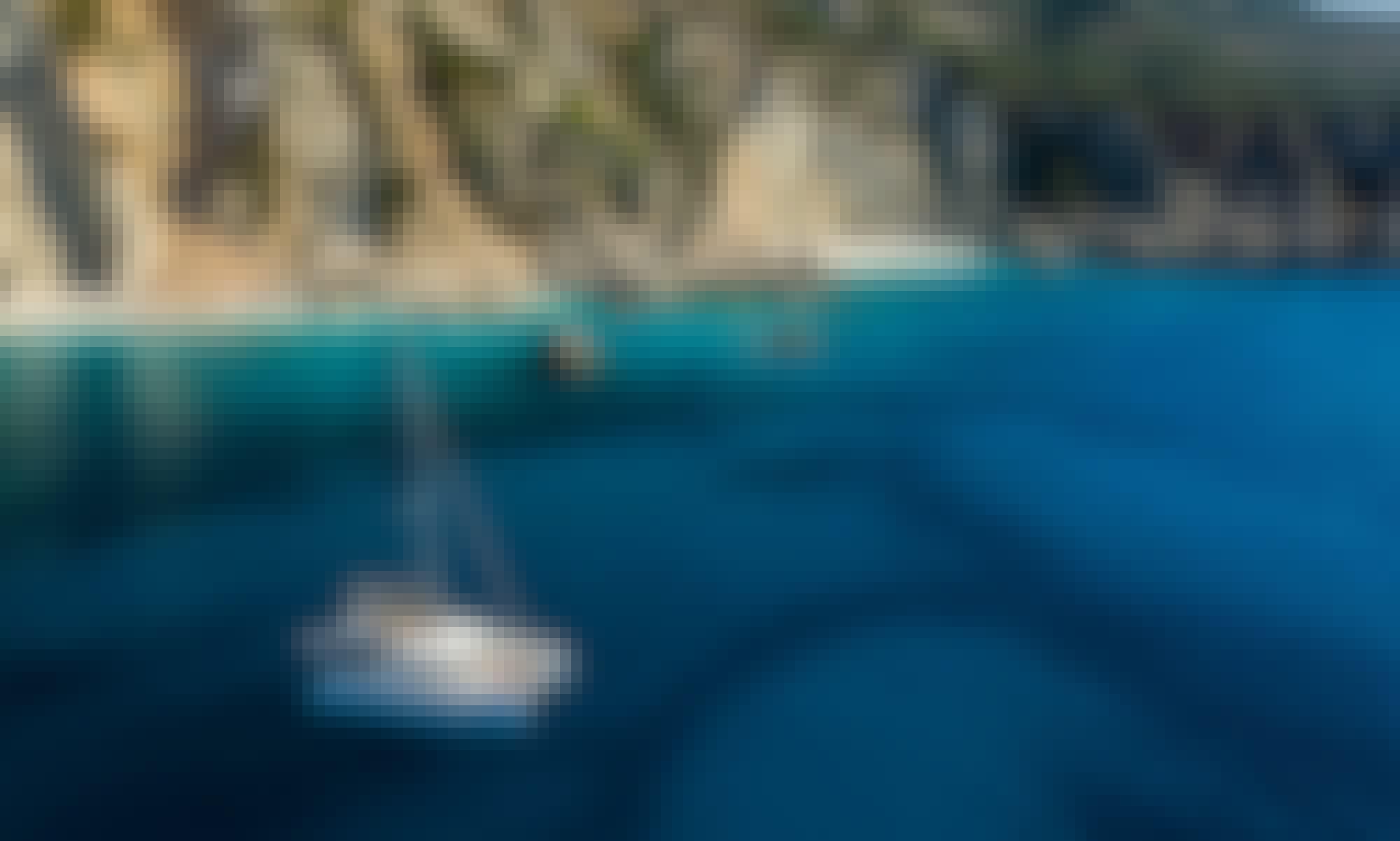 Bali 4.1 Sailing Catamaran Rental in Lefkada, Greece
