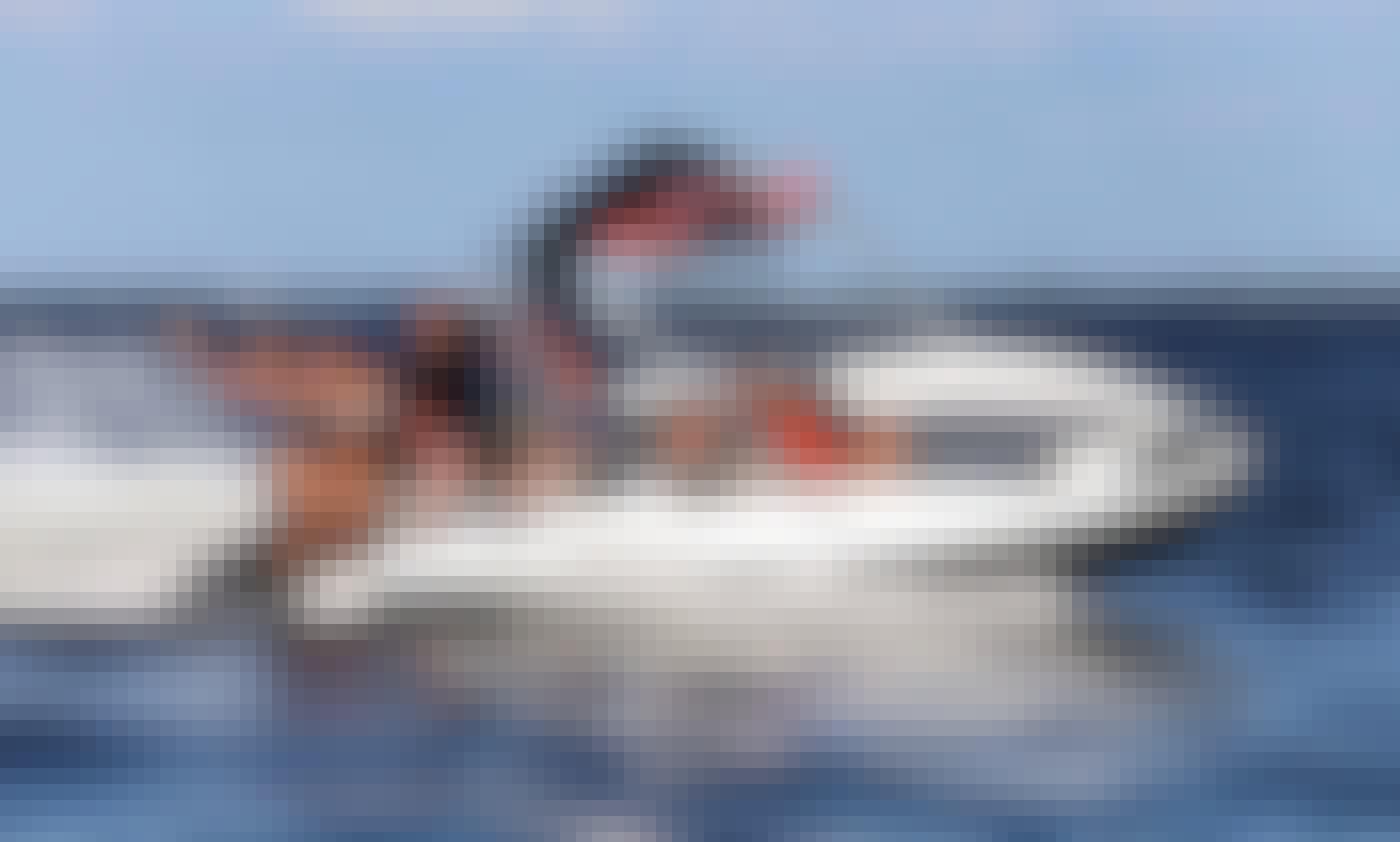 RENT YOUR SEALVER 525 WAVE BOAT IN PUERTO BANUS/MARBELLA, SPAIN
