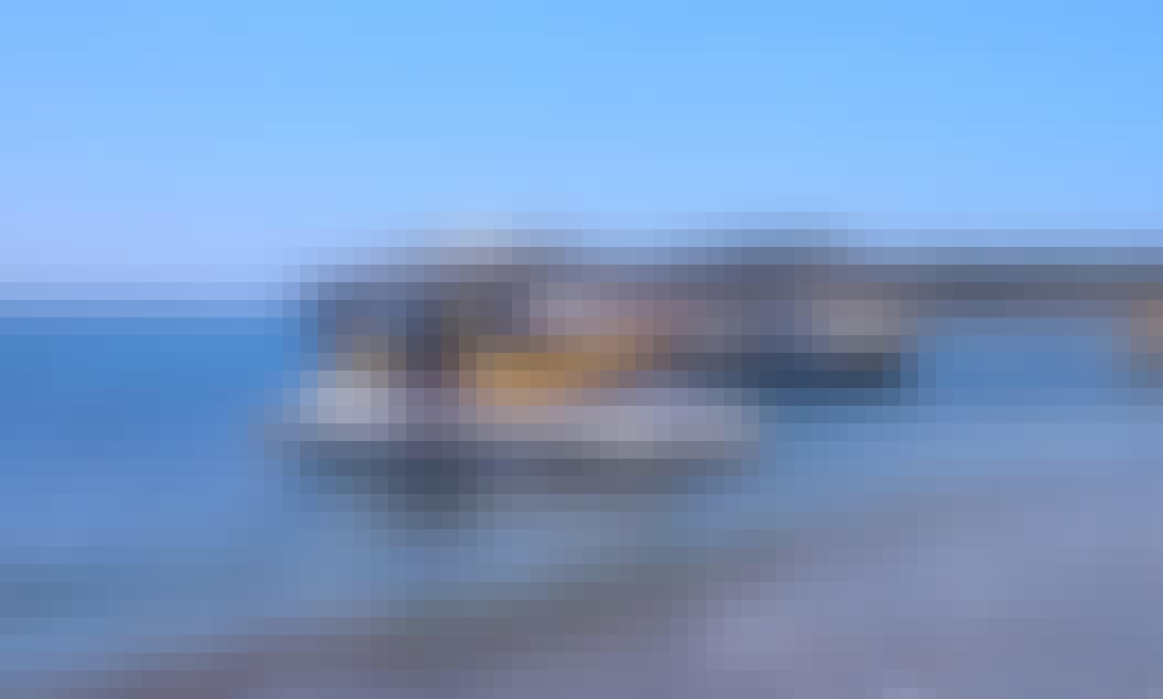 Sea-Doo 130HP GTI Jet Ski Rental in Kolympia, Greece! Minimum 18 years old can hire!
