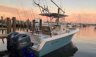 Offshore Fishing Charter in Orange Beach, Alabama