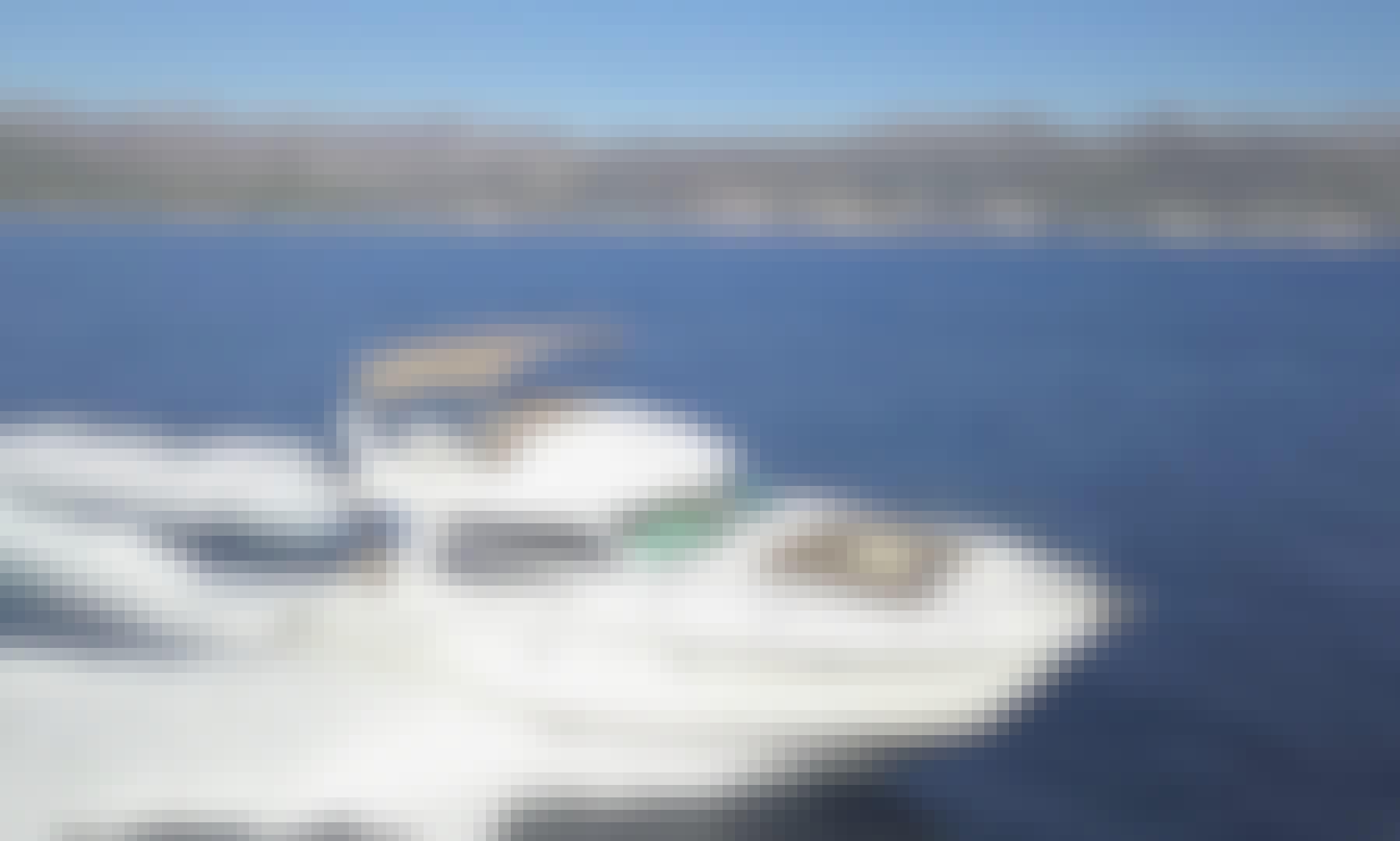 Jeanneau Prestige 42 Fly Luxury Yacht for Charter in Dubrovnik
