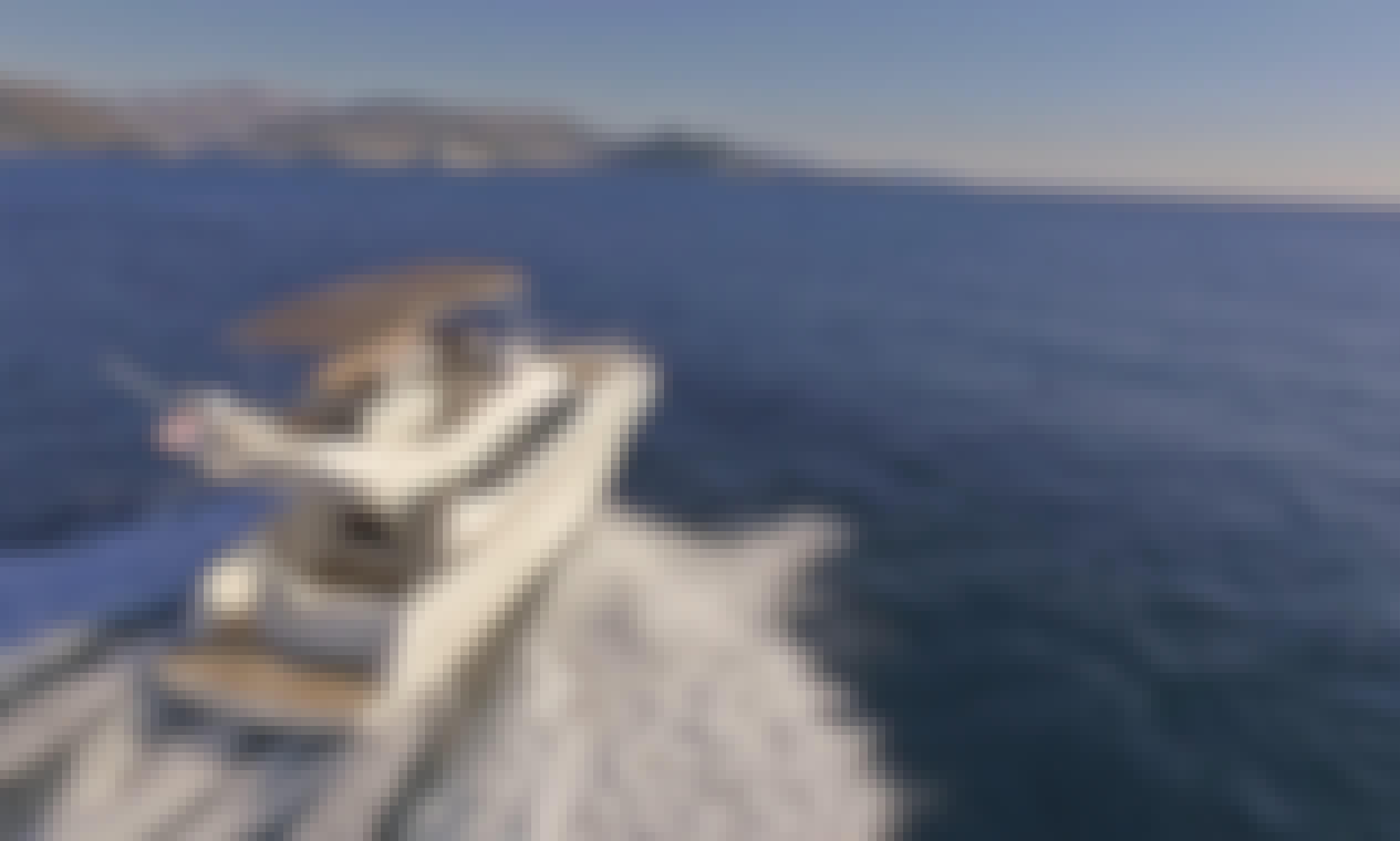 Jeanneau Prestige 400 Fly Luxury Yacht Cruise in Dubrovnik