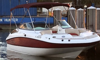 Hurricane Sundeck 2000 Open Cruiser in Sarasota/Bradenton