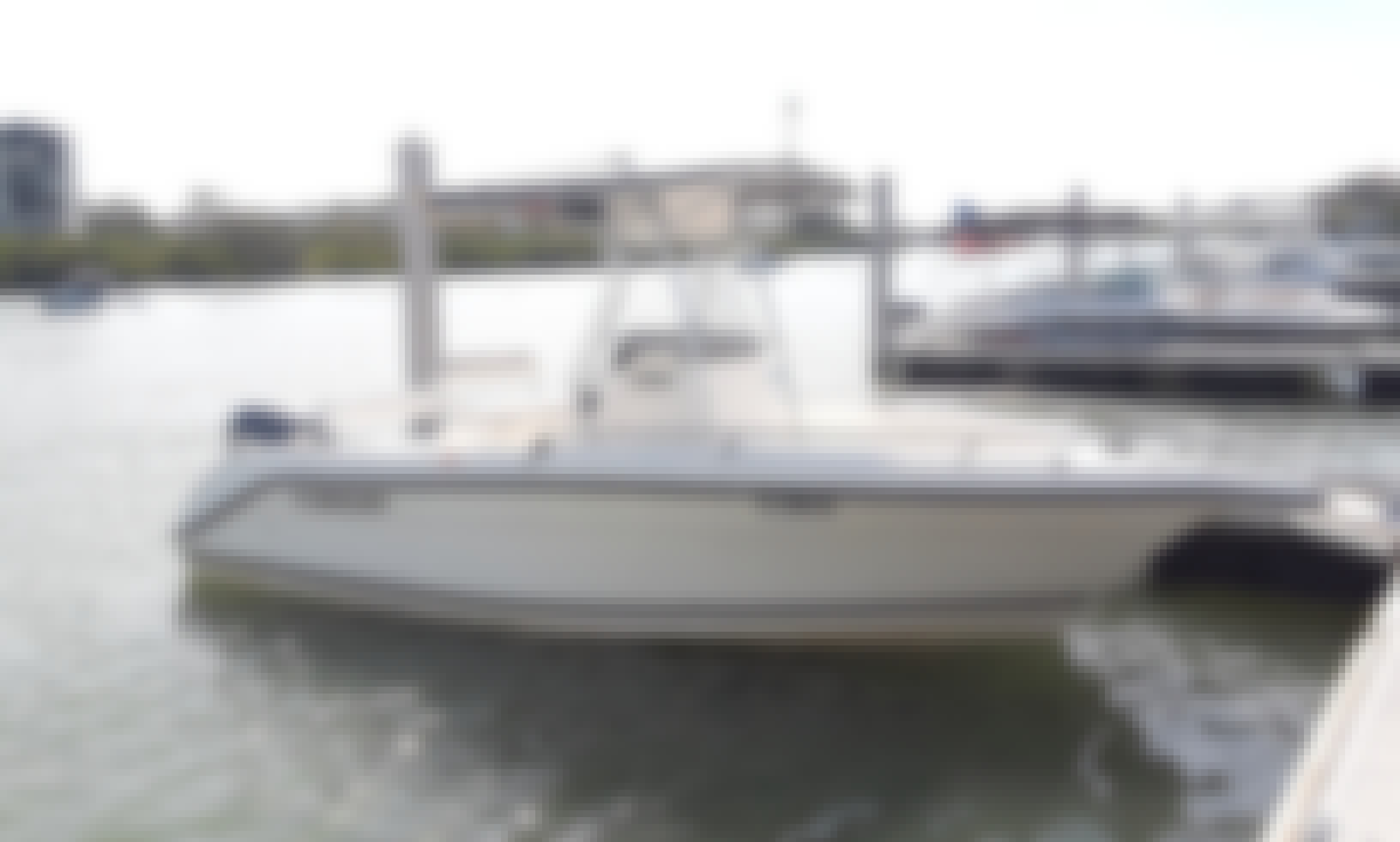 Century 22' Center Console - Scenic and sunset tours, dolphin cruises, fishing and more!
