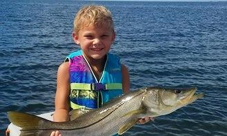 Fishing Charter in Hudson, FL