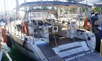 "Bavaria 45 Cruiser ""Elise"" Cruising Monohull in Skiathos, Greece"