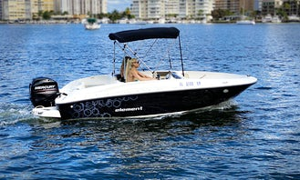 2017 Bayliner Element 16ft Powerboat!! ICE and GAS INCLUDED + FREE PARKING