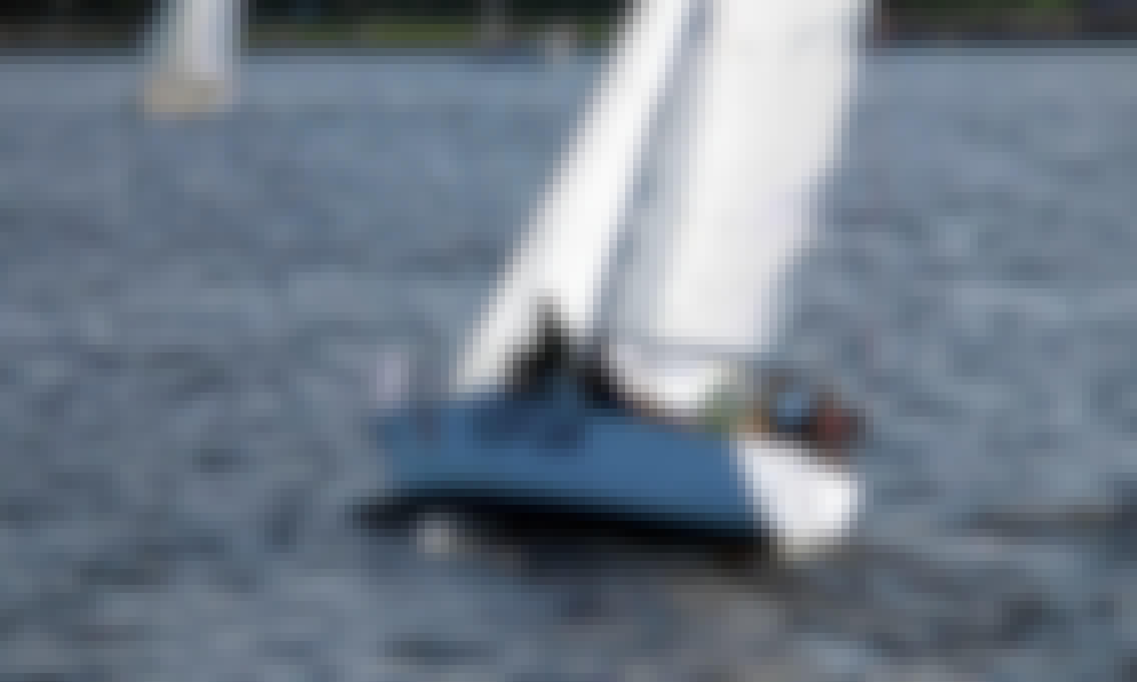 Sailing Yacht Korsar
