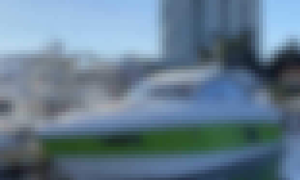 2017 Beneteau Granturismo 52´ for charter in miami
