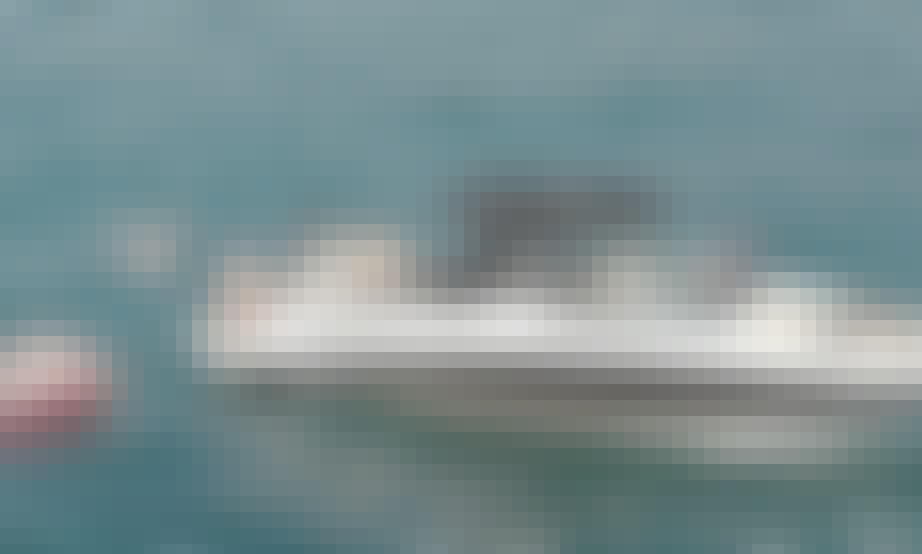 Harbor Cruising, Emerald Bay, Sunset Cruise on Sea Ray 270 SLX