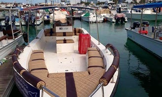 Best fleet of boats in Abu Dhabi for cruising and Fishing