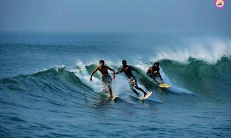 Learn to Surf in Puri, Odisha With Us!