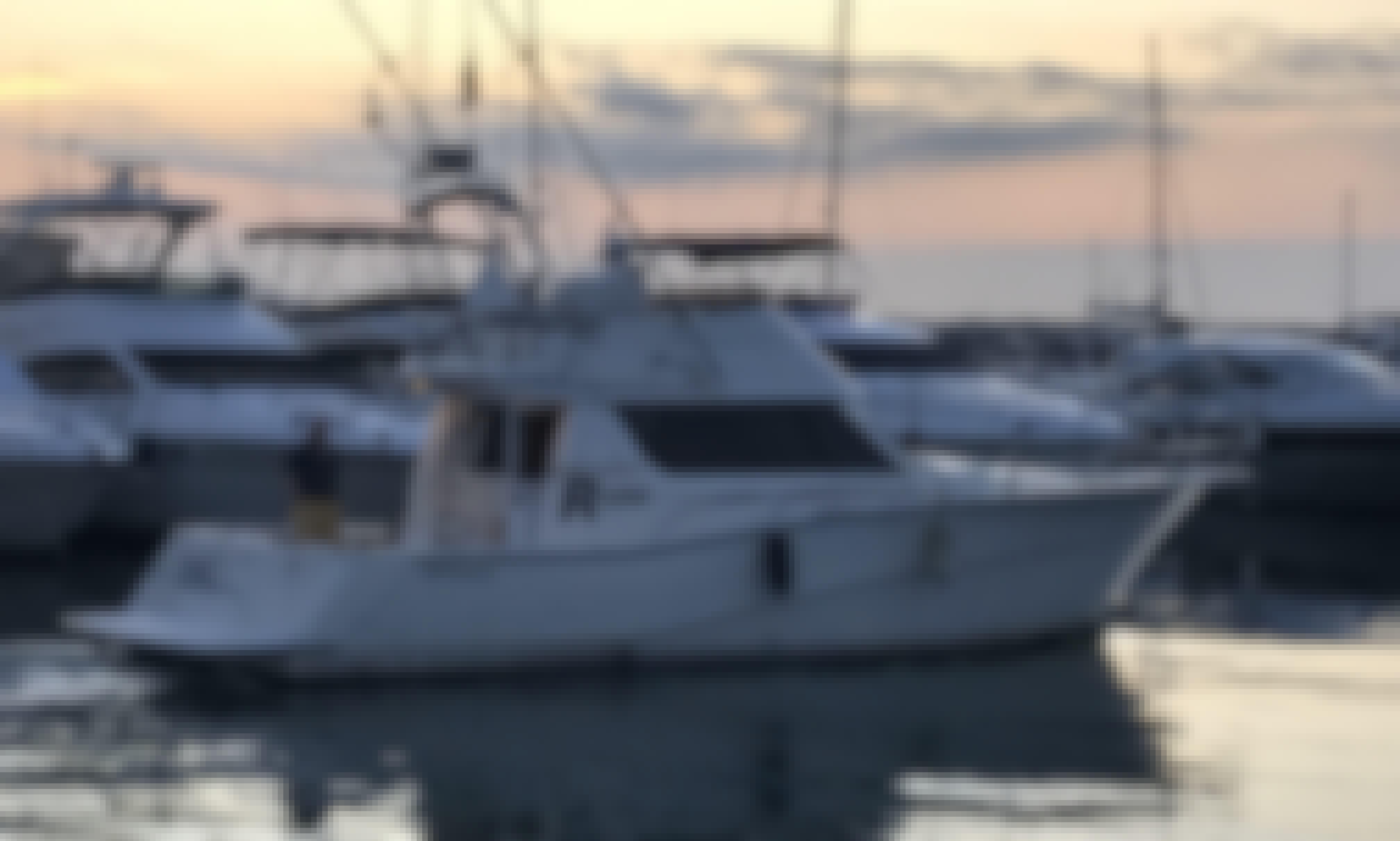 Rodman 1250 R Sport Fisherman Charter